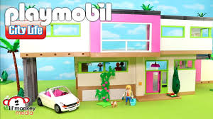 playmobil city life massive modern luxury mansion collection