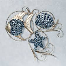 home decor simple tree of life wall art decoration branch shells