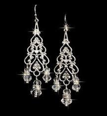 Chandelier Earrings Bridal Best 25 Bridal Chandelier Earrings Ideas On Pinterest Fashion