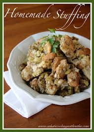 Homemade Thanksgiving Stuffing Recipe 13 Thanksgiving Stuffings To Stuff Yourself With This Year Noshon It