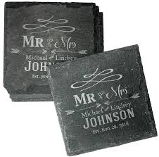 best engraved gifts top 20 best personalized wedding gifts
