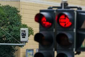 red light camera california map ignoring red light traffic tickets