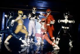 category mighty morphin power rangers 1995 movie team