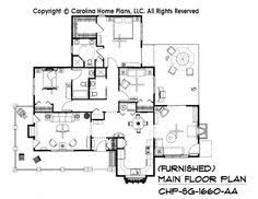 Small Craftsman Cottage House Plans Carolina Homes Small House Plans For Chp Sg 1596 Aa Small