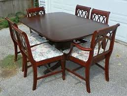 antique duncan phyfe table and chairs 1920 1940s ebay