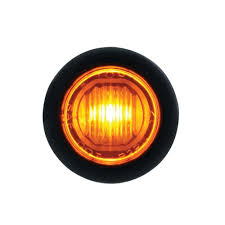 1 smd led mini clearance marker light led lens