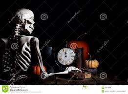 Halloween Skeleton Halloween Skeleton Stock Photo Image 60312586