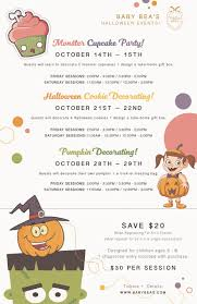 halloween gifts to send baby bea u0027s halloween decorating events just for kids tickets