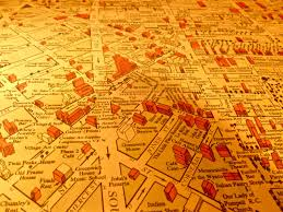 Map Of Lower East Side New York by Jeremiah U0027s Vanishing New York 1961 Village Map