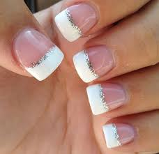 best 25 french tip acrylic nails ideas on pinterest acrylic