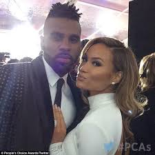 jason derulo and girlfriend daphne joy on the people u0027s choice