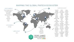 Latin America Map With Capitals by Can Paris Become The New Capital Of Fintech In Europe Yes At