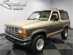 future ford bronco 1990 ford bronco ii for sale classiccars com cc 988614