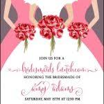 bridesmaids luncheon invitation wording best 25 bridal luncheon invitations ideas on bridesmaids