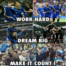 leicester city are the chions of premier league for the season of
