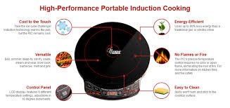 Nuwave2 Induction Cooktop Nuwave Pic Precision Induction Cooktop As Seen On Tv