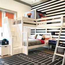 Corner Bunk Bed Combine Two Or More Beds Corner Lofts Bunk Beds