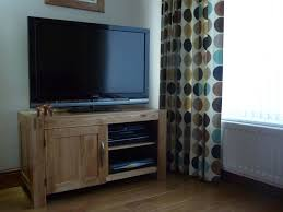 Oak Furniture Alto Solid Oak Tv Cabinet From Oak Furniture Land Customer