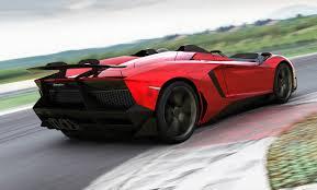 Lamborghini Aventador On Road - lamborghini aventador j