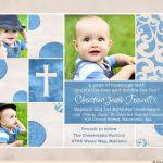 christening and birthday invitations chic baptism or christening