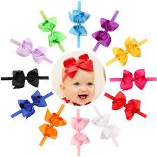 infant hair bows aliexpress buy infant baby hair bows newborn hair bow child