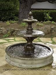 154 best garden fountains images on garden fountains