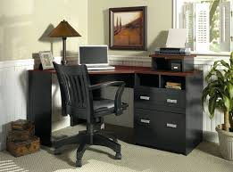 Overstock Office Desk Desk Black Wood Corner Computer Desk Overstock Black Wooden