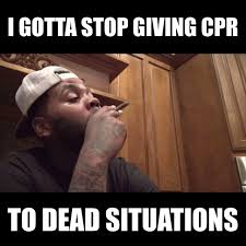 Meme Kevin - stop giving cpr to dead situations kevin gates meme me pinterest