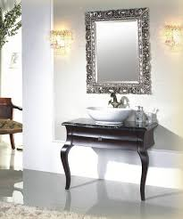 bathroom bathroom magnifying mirror square antique mirror