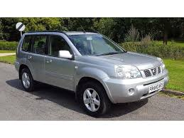 used nissan x trail suv 2 2 dci se 5dr in huntingdon