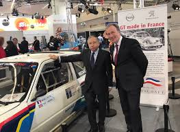 si e auto age jean todt on in frankfurtmotorshow with august markl
