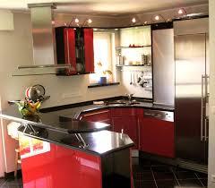 modern small kitchen ideas kitchen inspiring modern small kitchen design with black mini