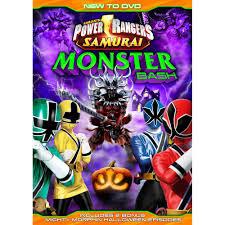 power rangers samurai monsterbash u2014 mom media