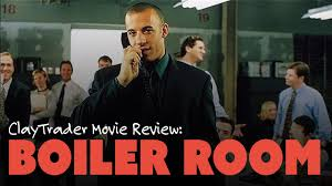 boiler room 2000 movie review youtube