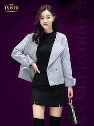 Thá i trang áo vest ná ¯ áo balzer Hn Quá 'c cao cấp thá i trang Lury