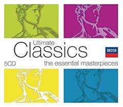 various artists ultimate classics 5 cd box set