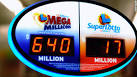 The Mega Millions jackpot has