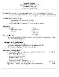 Resume Objective For Job Fair by Job Resume Letter For Job