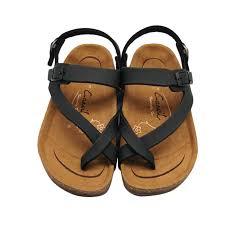 Jual Sandal Carvil Di Makassar original carvil footbed khanza sandal wanita 09 black toko baju