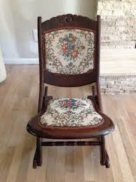 Vintage Rocking Chairs Stylish Antique Rocking Chair Styles And 19 Best Nursing Rocking