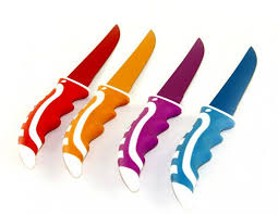 rate kitchen knives kitchen knife set of 4pcs 9inch price review and buy in uae dubai