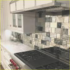 home interior mirror backsplash best antique mirror tile backsplash amazing home
