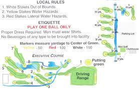 Map Of Lake County Florida by Cedar Creek Family Golf Center