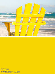 sherwin williams paint color confident yellow sw 6911