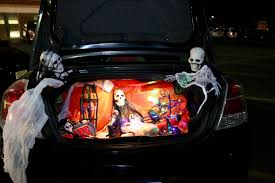 chills and thrills roselle welcomes halloween with trunk or