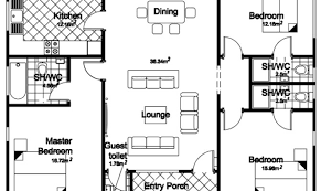 floor plan of a bungalow house best of 14 images floor plan 3 bedroom bungalow house house