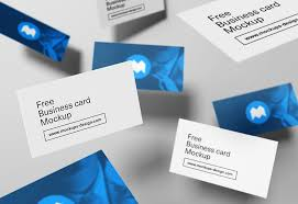 55 business card psd mockup templates decolore net