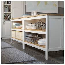 ikea kitchen cabinets on wheels tornviken kitchen island white oak 49 5 8x30 3 8