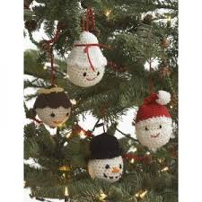 Amigurumi Christmas Ornaments - 60 amazing free crochet christmas ornaments to make