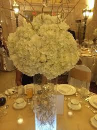 Carnation Flower Ball Centerpiece by Diy Carnation Vs Hydrangea For Tall Centerpieces Weddingbee